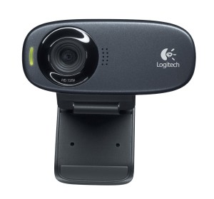 webcam test Logitech C310 USB HD