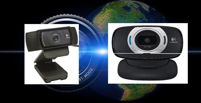 Webcam test Logitech Webcam Beitragsbild