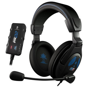 Webcam Test Turtle Beach Ear Force PX22 Headset 1